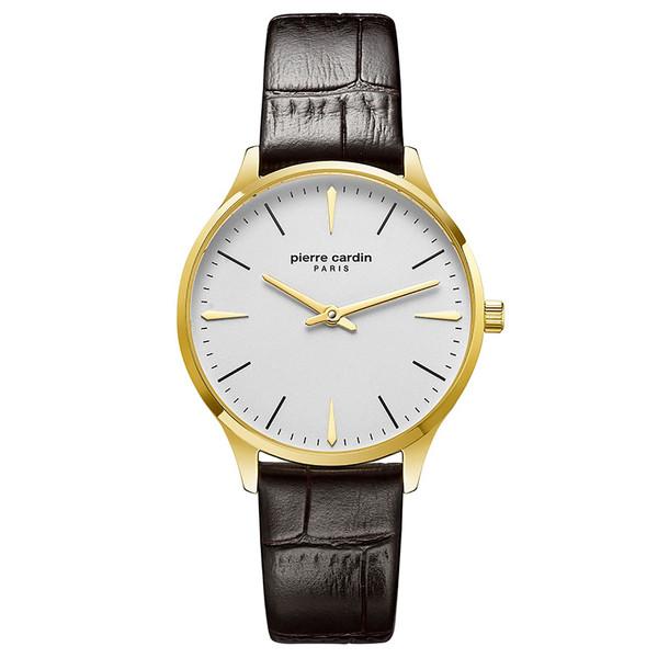 ساعت مچی عقربه ای زنانه پیر کاردین مدل PC902282F02