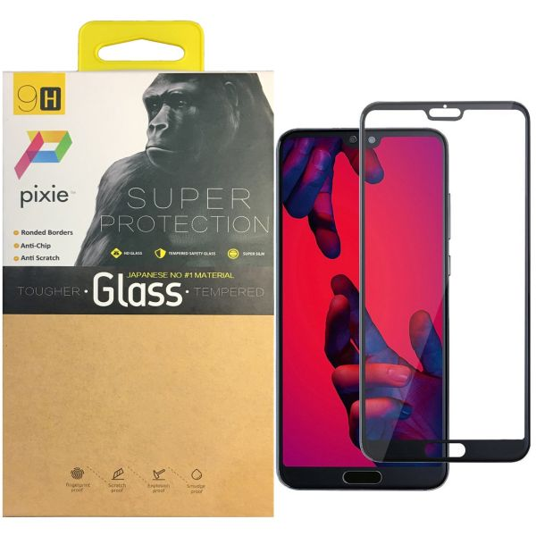 محافظ صفحه نمایش شیشه ای پیکسی مدل 5D  مناسب برای گوشی موبایل هوآوی P20 Pro