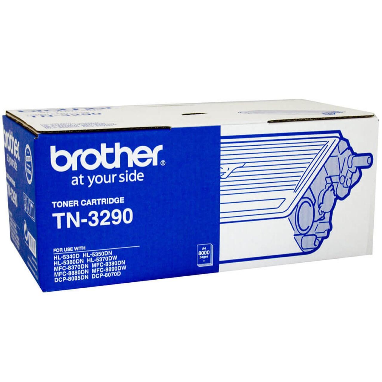 تونر مشکی برادر مدل TN-3290