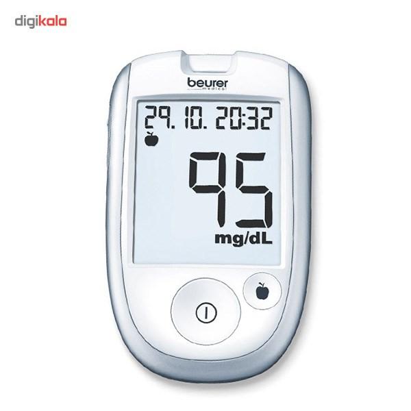 تست قند خون بیورر مدل GL42  Beurer GL42 Blood Sugar Meter