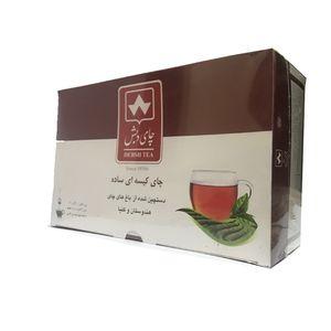 چای کیسه ای دبش مدل ساده بسته 100 عددی