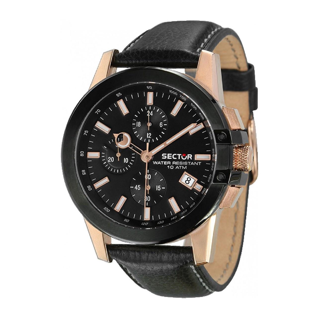 ساعت مچی عقربه ای مردانه  سکتور مدل 480-3271797002
