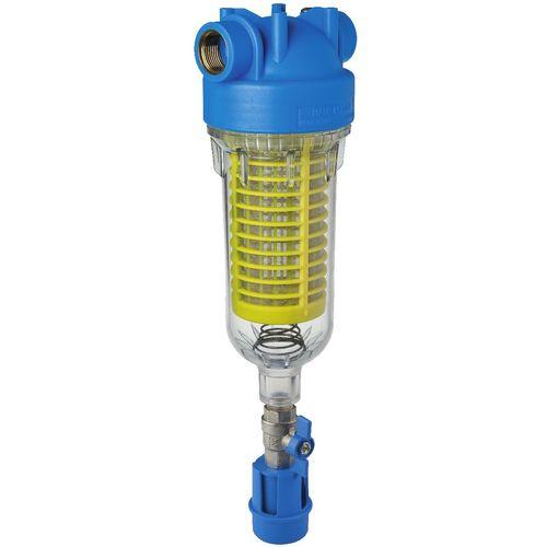 فیلتر محافظ ورودی آب اطلس فیلتری ایتالیا مدل هایدرا 1/2 اینچ