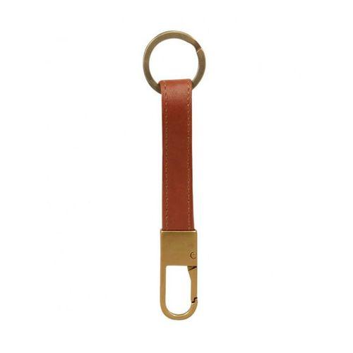جا کلیدی حلقه ای چرم آرا کد j005