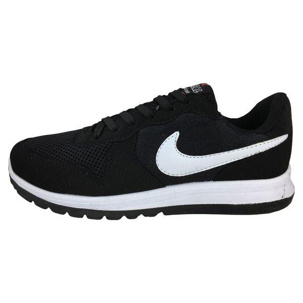 کفش مخصوص دویدن مردانه ایده آل مدل بافتی کد 2220