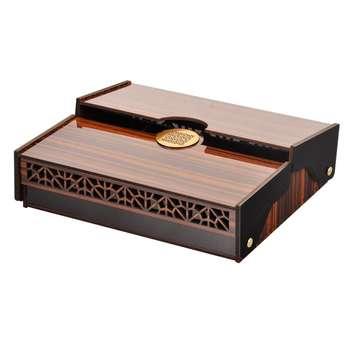 جعبه چای کیسه ای مدل آبنوس