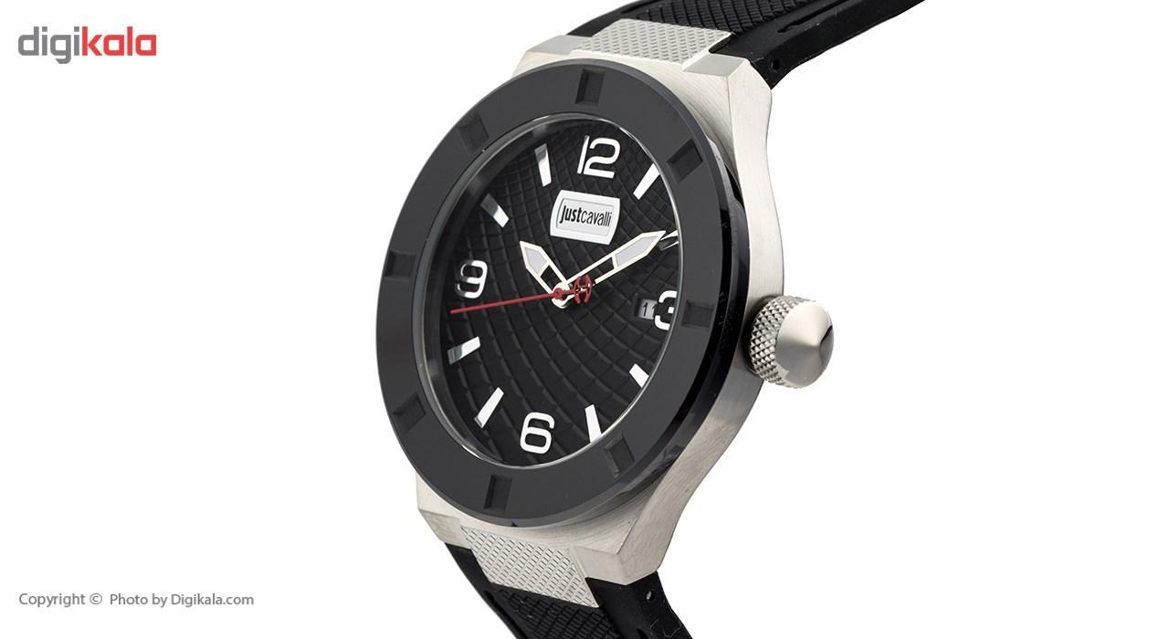 ساعت مچی عقربه ای مردانه جاست کاوالی مدل JC1G017P0015