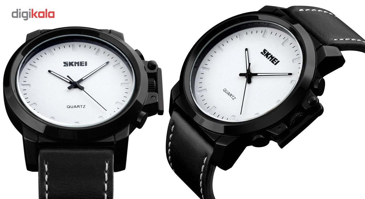 خرید ساعت مچی عقربه ای مردانه اسکمی مدل 1208 کد 05