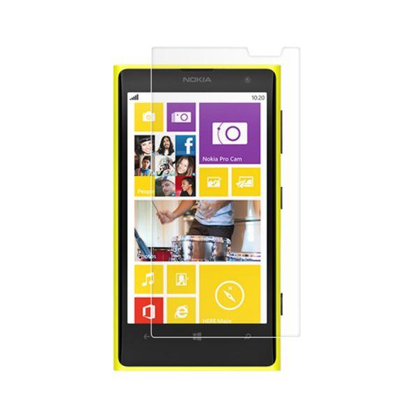 محافظ صفحه نمایش شیشه ای تمپرد مناسب برای گوشی موبایل نوکیا Lumia 1020