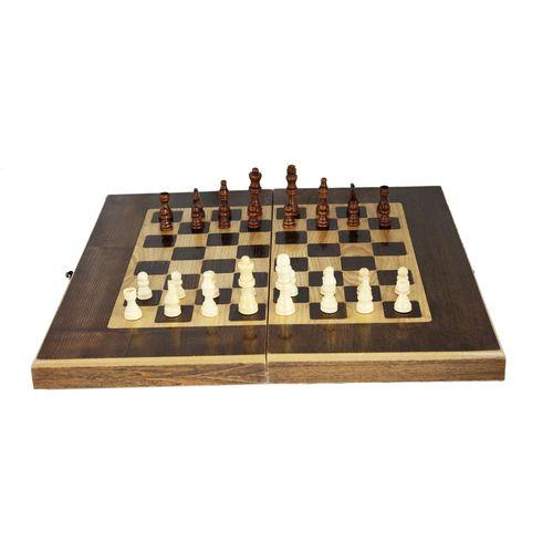 شطرنج چوبی طرح معرق کد 511