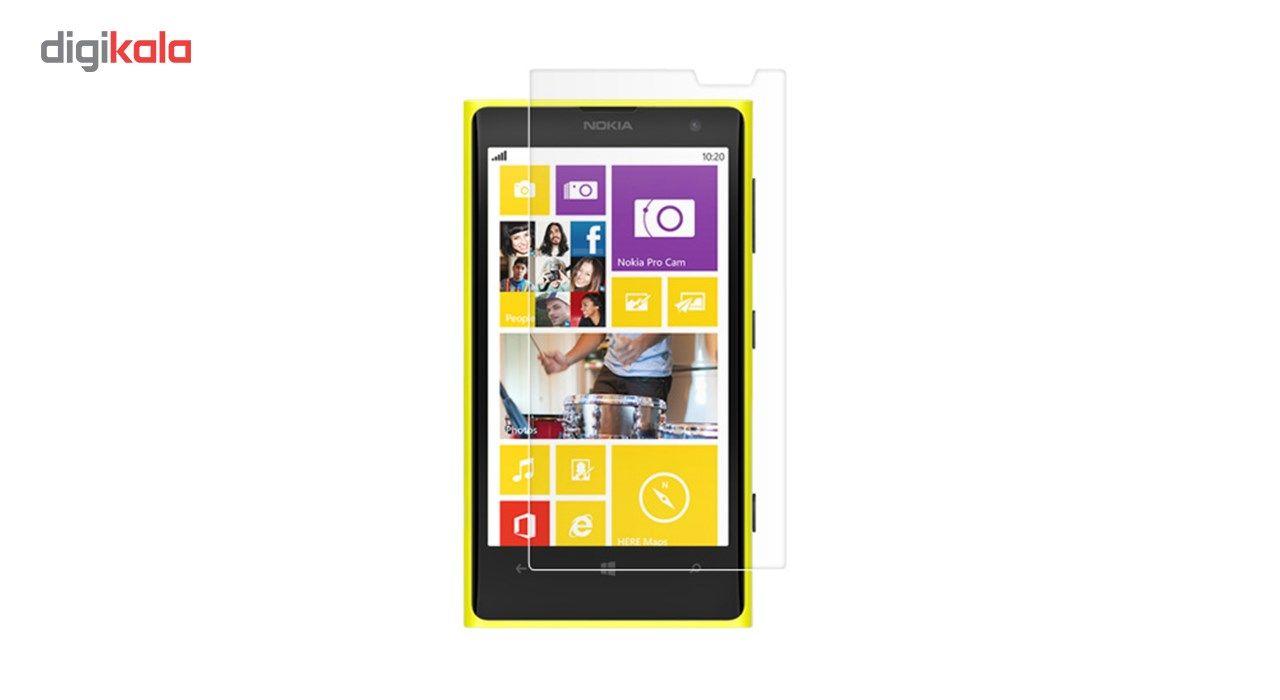 محافظ صفحه نمایش شیشه ای تمپرد مناسب برای گوشی موبایل نوکیا Lumia 1020 main 1 1