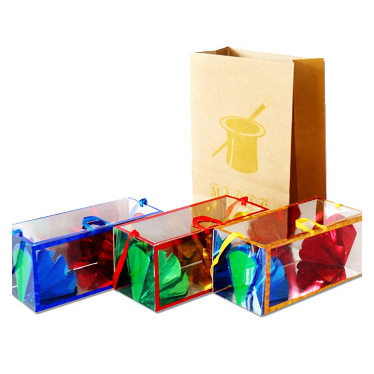 ابزار شعبده بازی مدل پاکت تولید کننده گل کد Dsk161