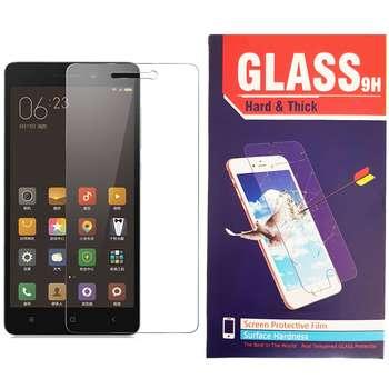 محافظ صفحه نمایش شیشه ای مدل Hard and thick مناسب برای گوشی موبایل شیائومی Redmi 3S