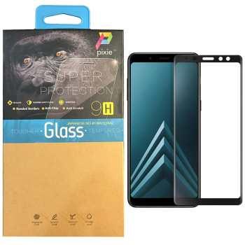 محافظ صفحه نمایش شیشه ای پیکسی مدل 5D  مناسب برای گوشی سامسونگ Galaxy A5  2018