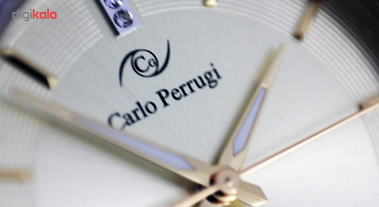 ساعت مچی عقربه ای زنانه کارلو پروجی مدل SL2019-3              ارزان