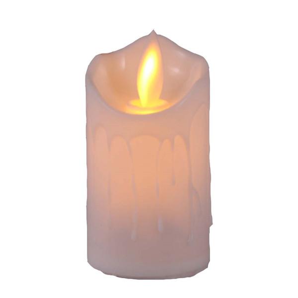 شمع ال ای دی شعله متحرک مدل C1VFC01