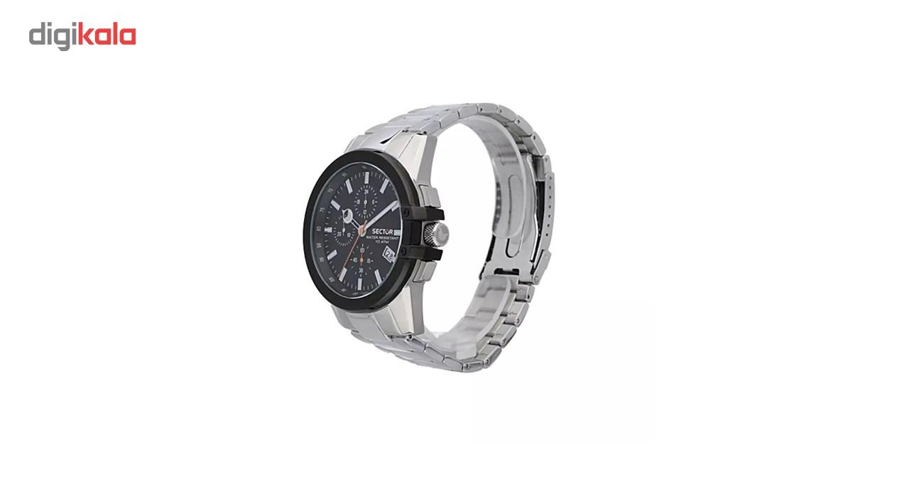 خرید ساعت مچی عقربه ای مردانه  سکتور مدل 480-3273797005