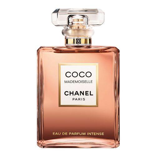 تستر  ادو پرفیوم زنانه شانل مدل Coco Mademoiselle intense حجم 100 میلی لیتر