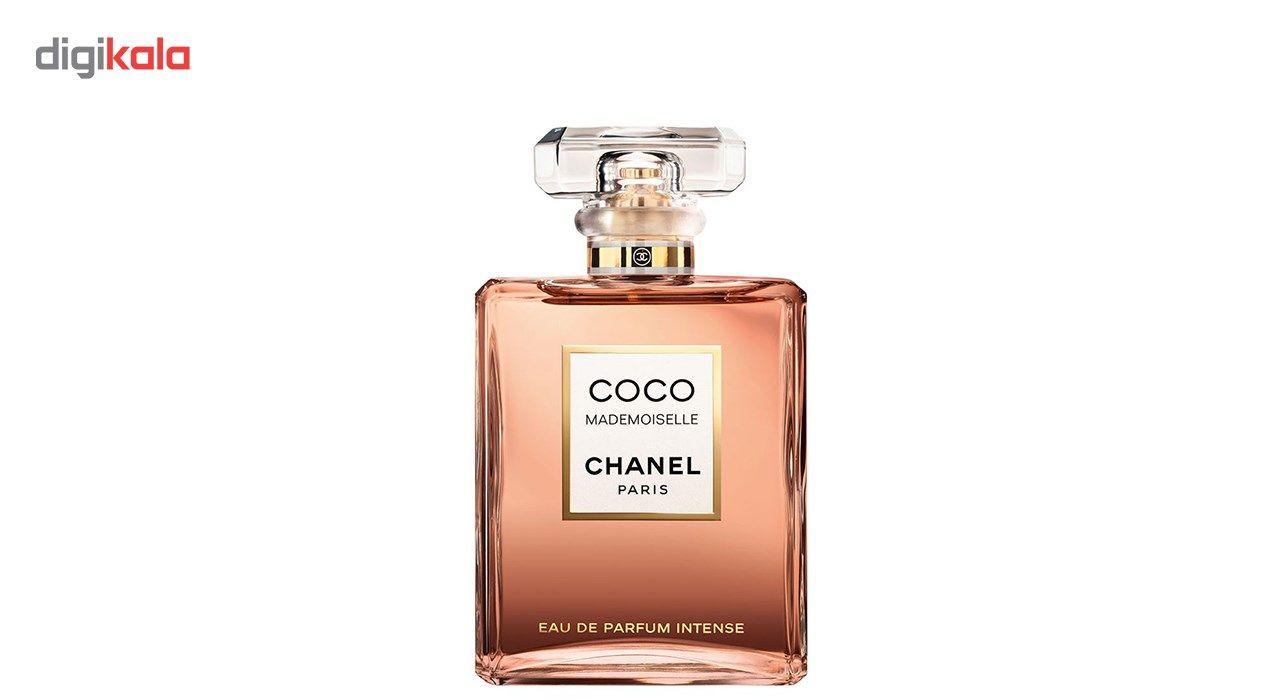 643746415 مشخصات، قیمت و خرید تستر ادو پرفیوم زنانه شانل مدل Coco Mademoiselle  intense حجم 100 میلی لیتر | دیجیکالا