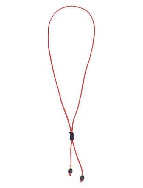 گردنبند طلا 18 عیار ماهک MM0810 -  - 1