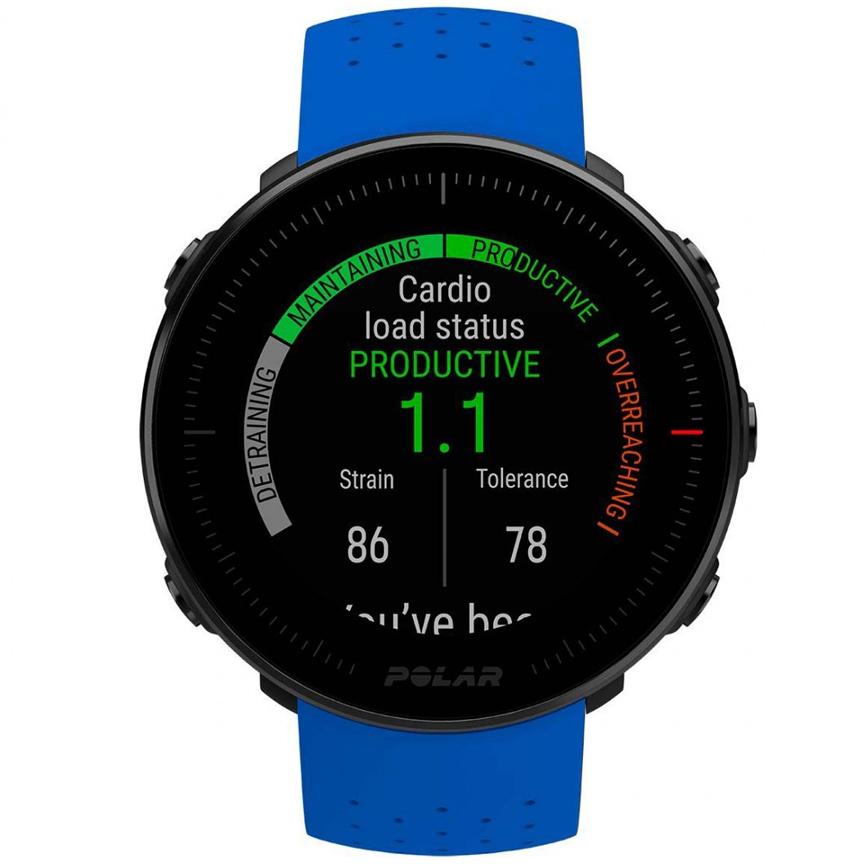 ساعت هوشمند پلار مدل VANTAGE M کد 725882053141