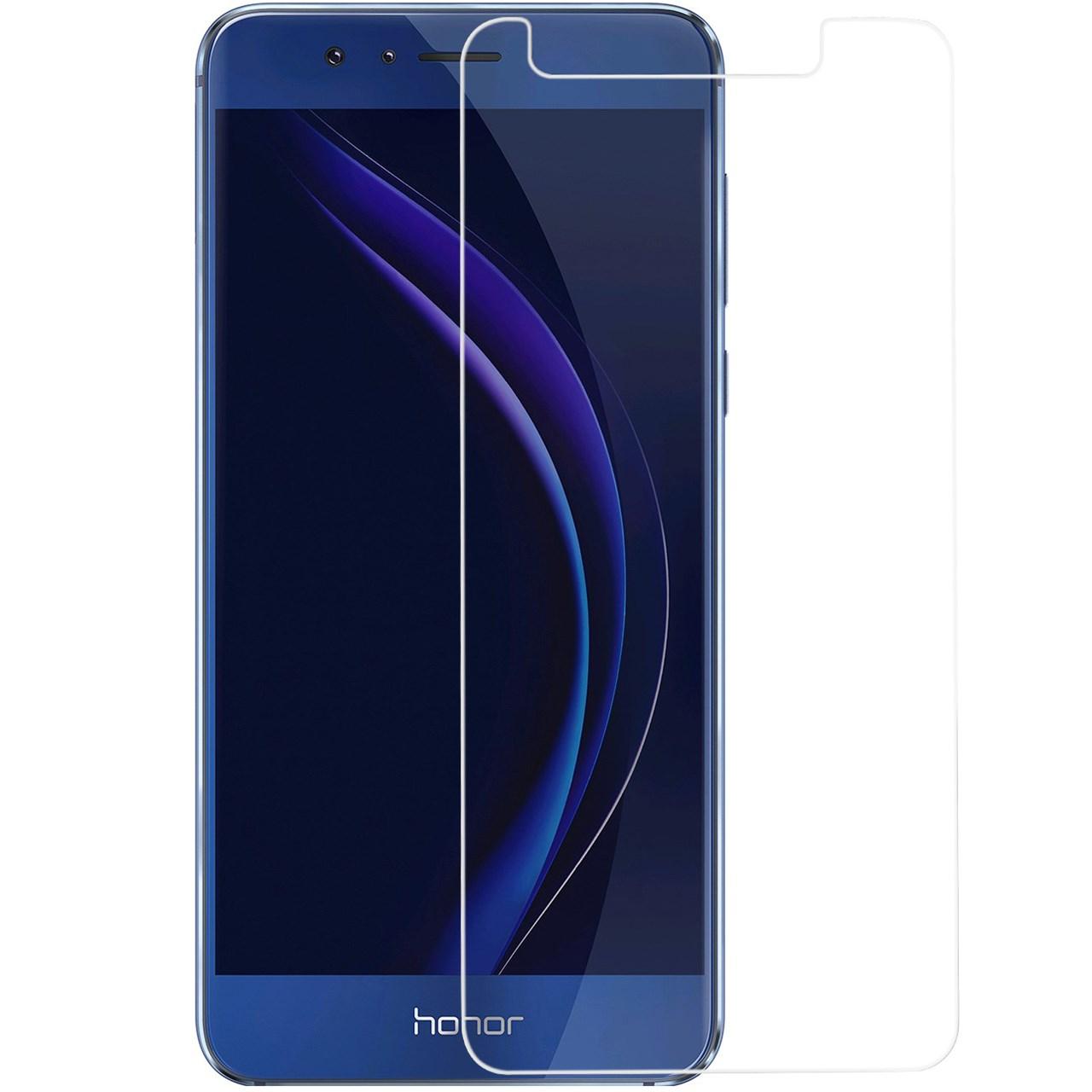 محافظ صفحه نمایش شیشه ای ریمکس مدل Tempered مناسب برای گوشی موبایل هواوی Honor 8
