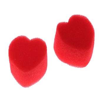 ابزار شعبده بازی قلب اسفنجی سحرامیز مدل DSK188