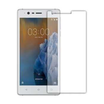 محافظ صفحه نمایش شیشه ای 9H مناسب برای گوشی موبایل نوکیا 3
