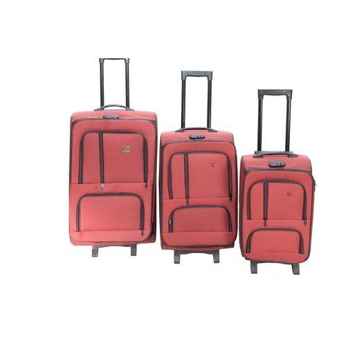 مجموعه سه عددی چمدان سوییس گیر کد 105