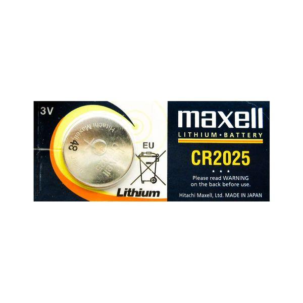 باتری سکه ای مکسل مدل CR2025