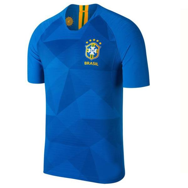 پیراهن ورزشی مردانه تیم برزیل مدل cbf