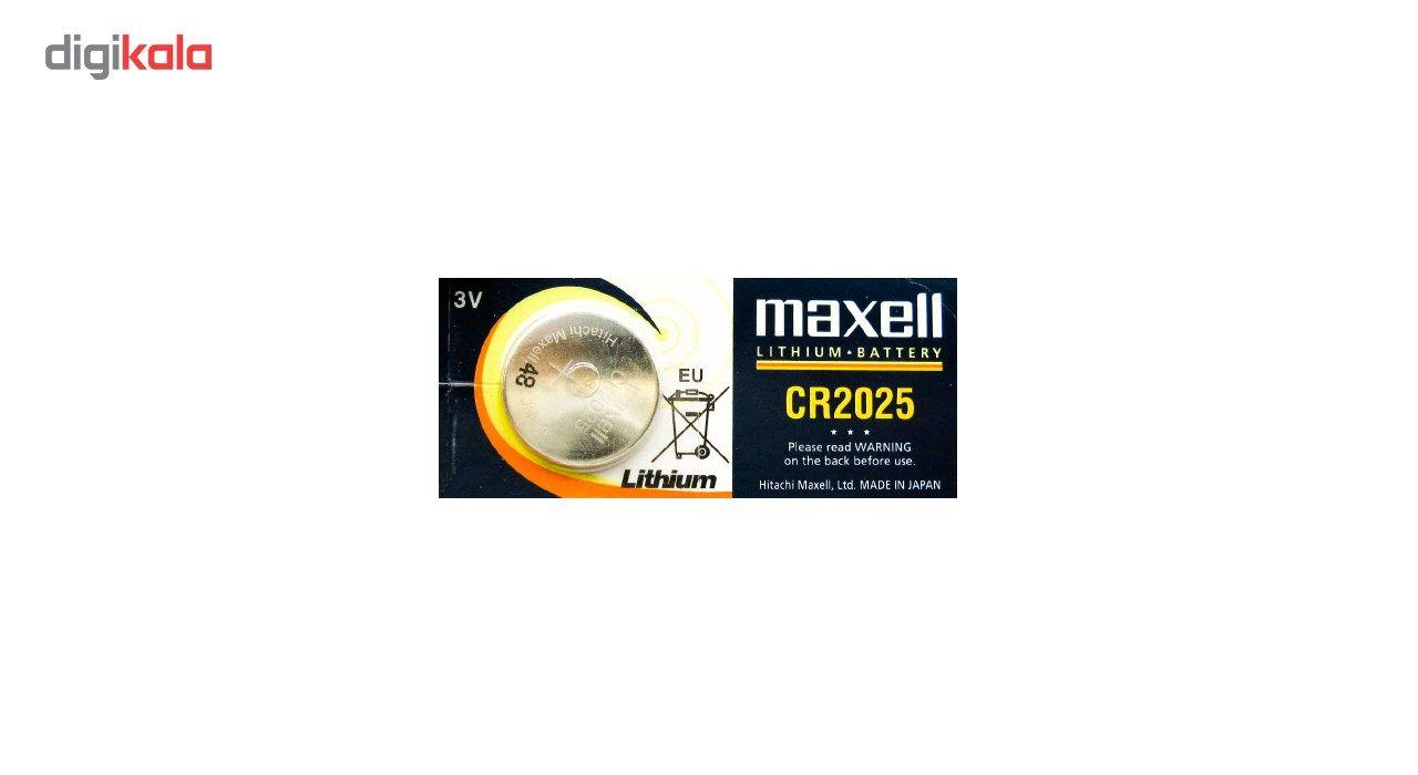 باتری سکه ای مکسل مدل CR2025 main 1 1