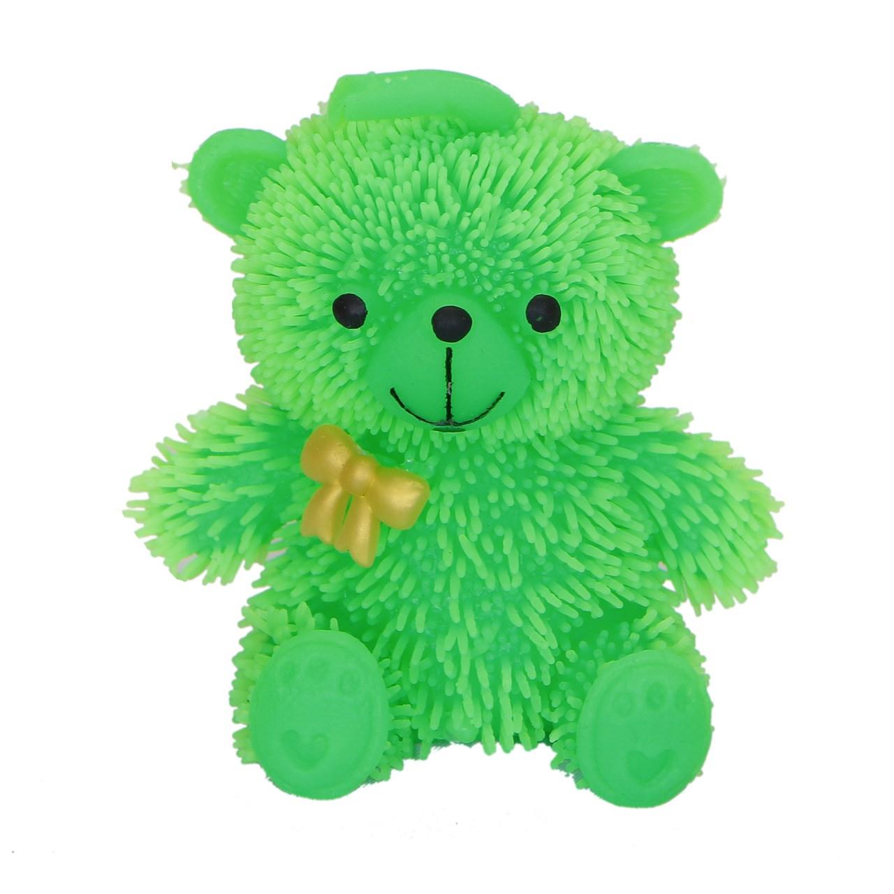 خرید                     عروسک خرس ژله ای مدل ترنم