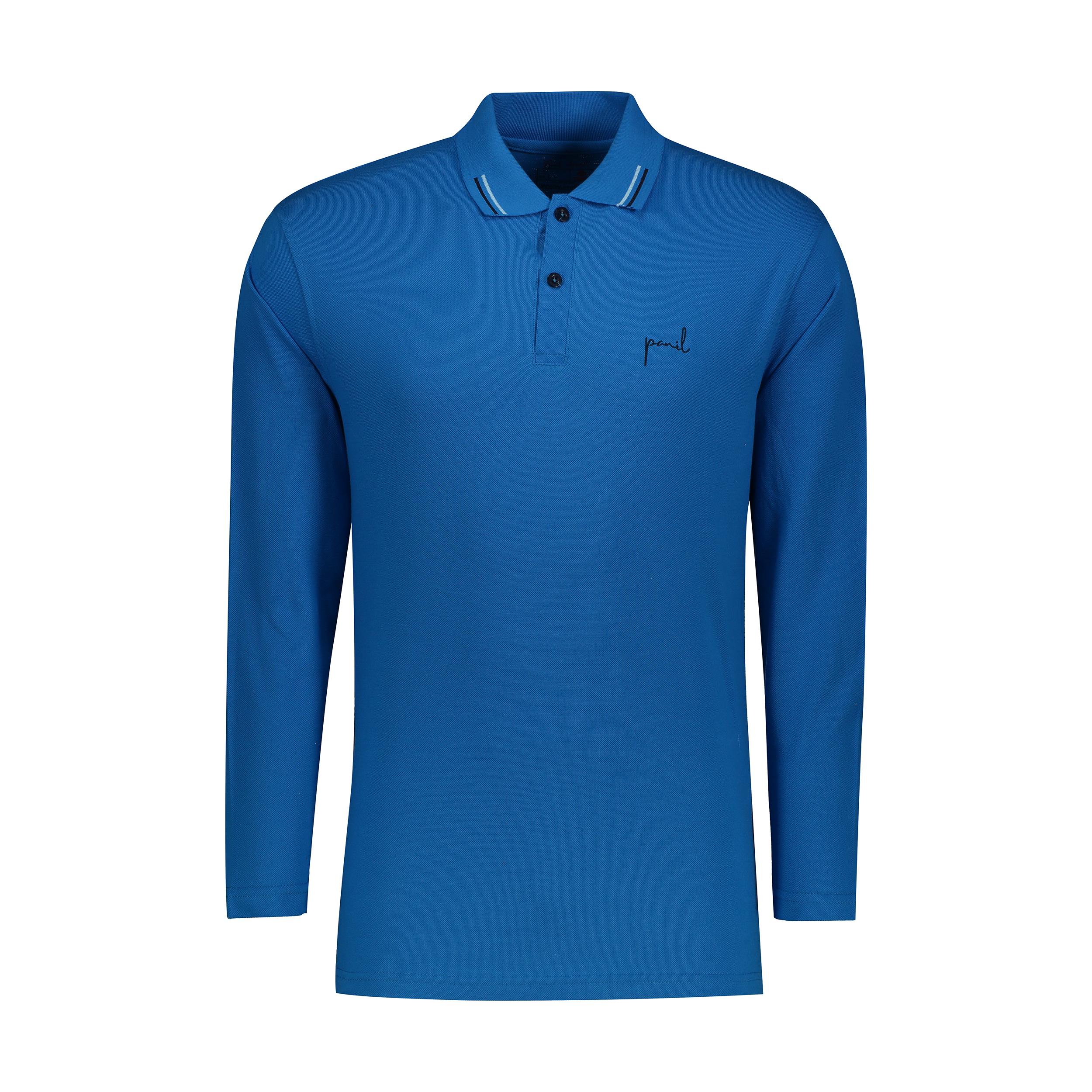 پولو شرت ورزشی مردانه پانیل مدل 119B