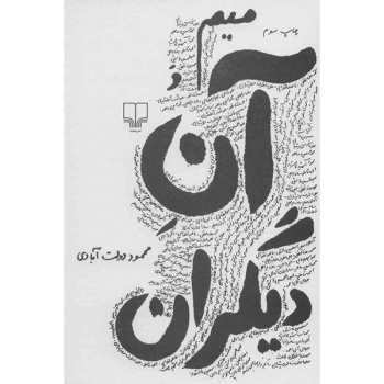 کتاب میم و آن دیگران اثر محمود دولت آبادی