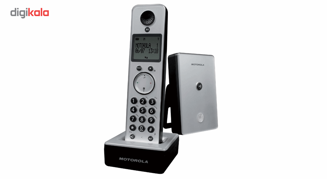 قیمت                      تلفن بی سیم موتورولا مدل D701