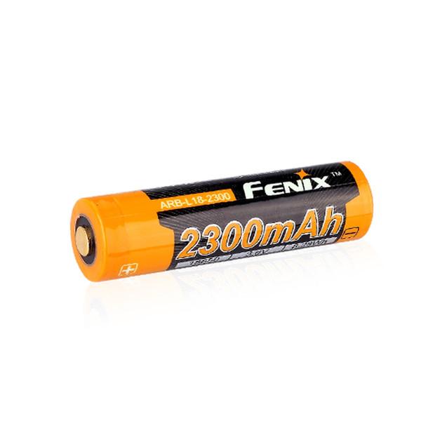باتری قابل شارژ  فنیکس 18650 کد ARB-L18-2300
