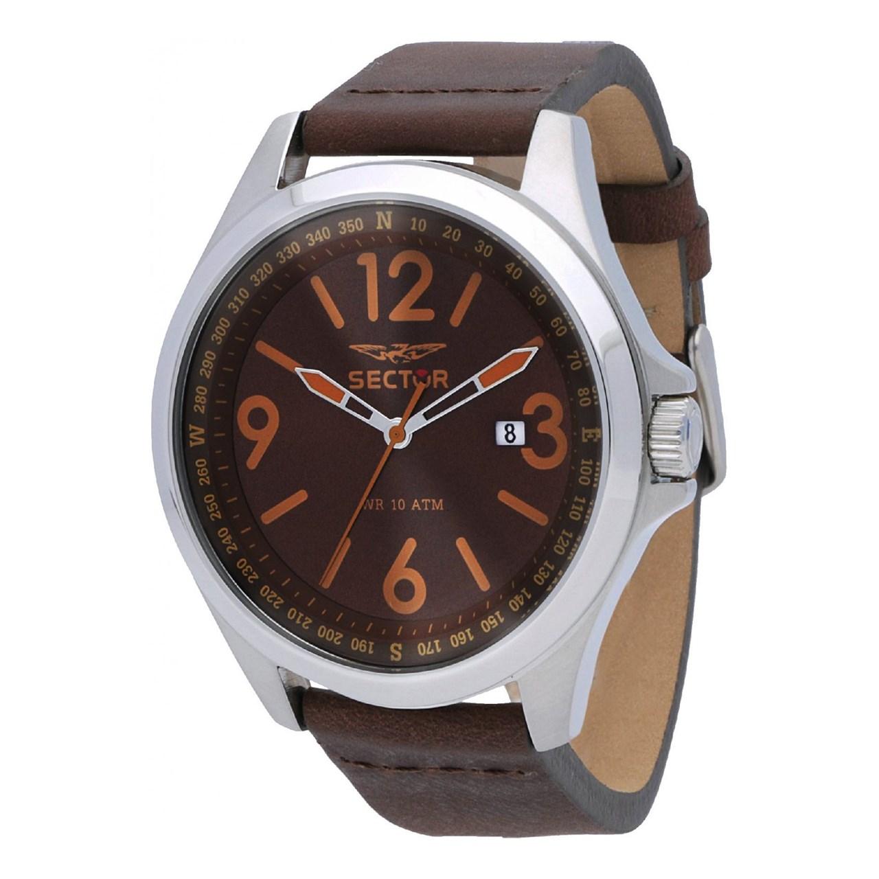 ساعت مچی عقربه ای مردانه  سکتور مدل 180-3251180016