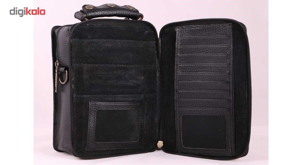 کیف دوشی چرم ما مدل 06 main 1 5