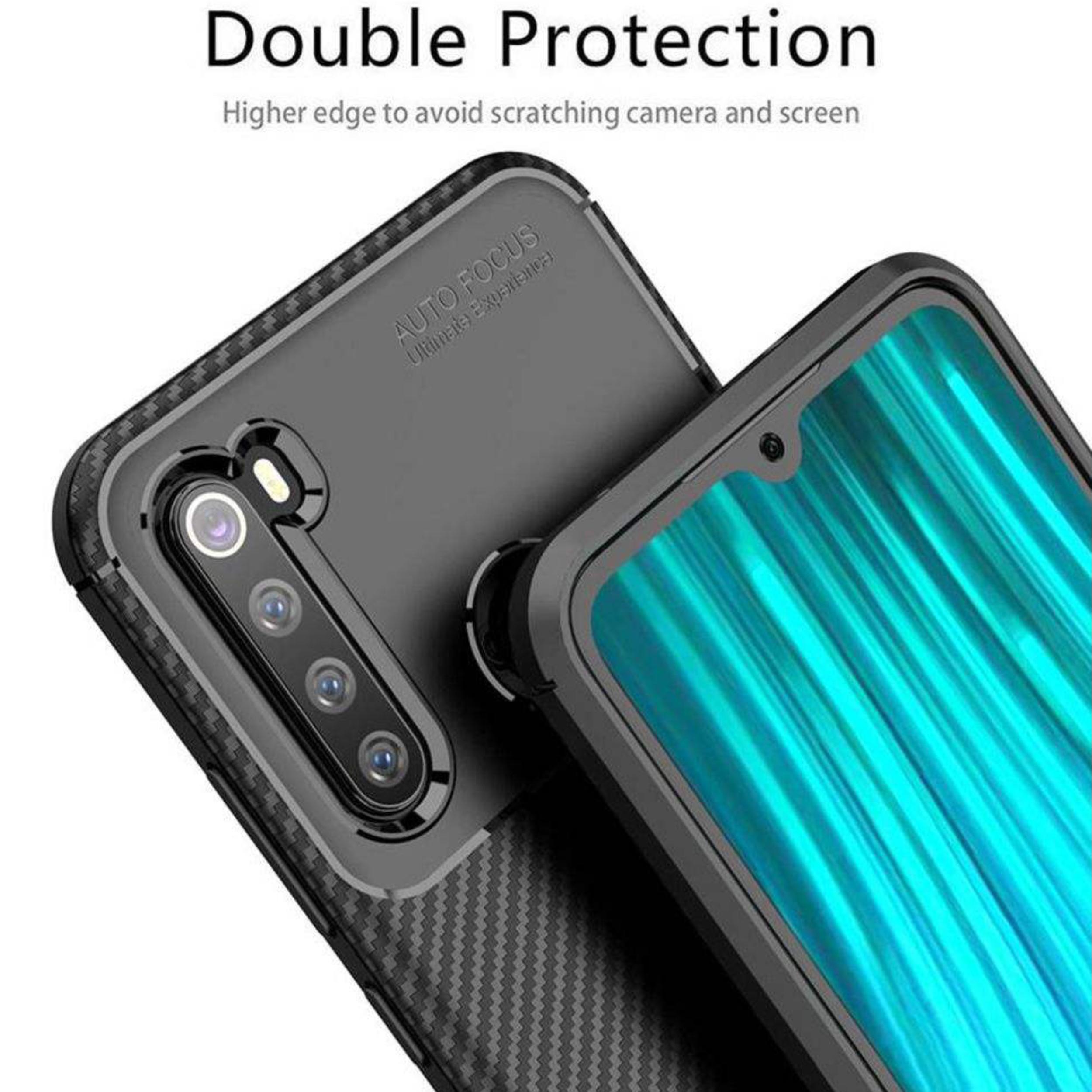 کاور لاین کینگ مدل A21 مناسب برای گوشی موبایل شیائومی Redmi Note 8 thumb 2 2
