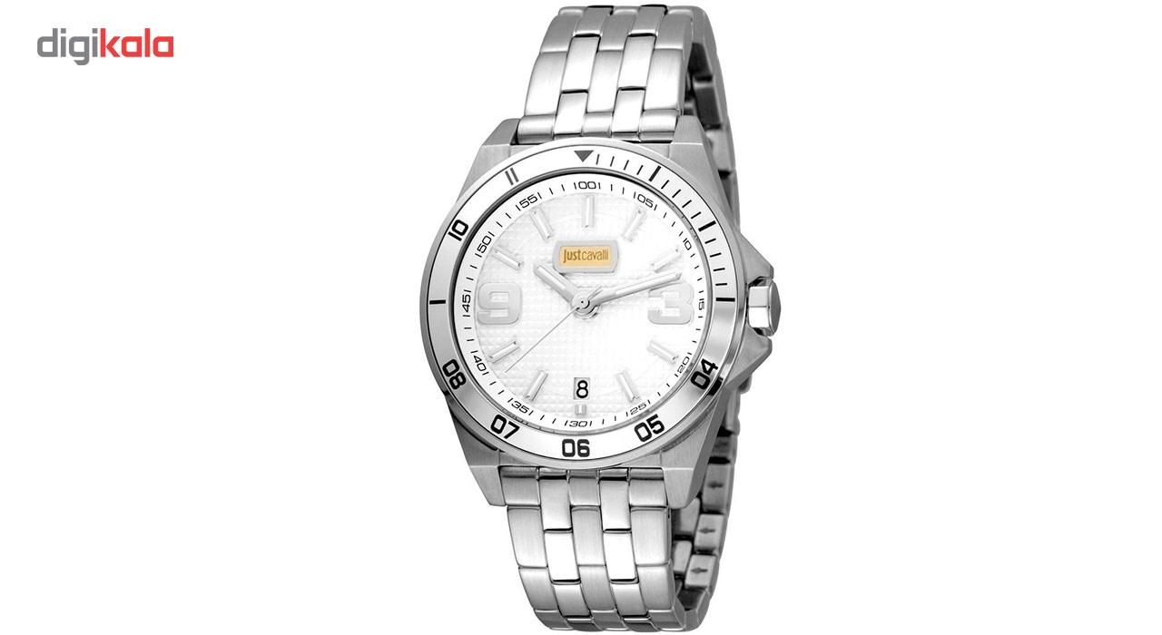 خرید ساعت مچی عقربه ای مردانه جاست کاوالی مدل JC1G014M0055