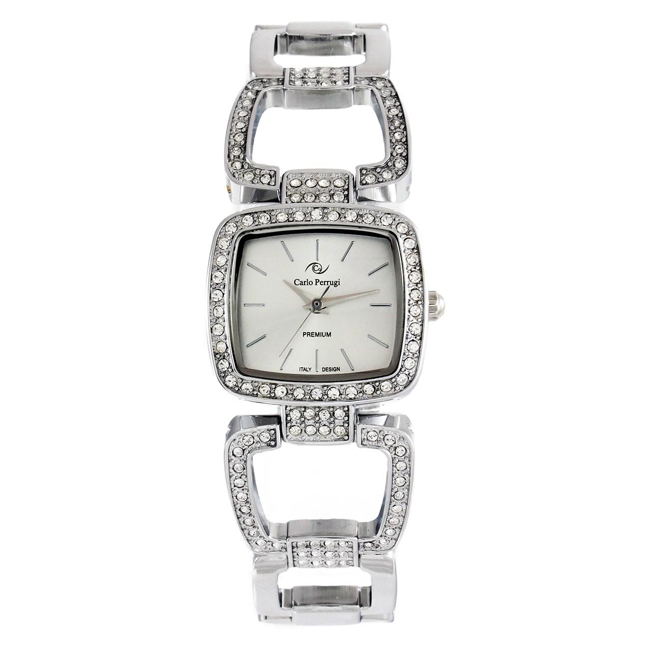 خرید ساعت مچی عقربه ای زنانه کارلو پروجی مدل SL2021-3