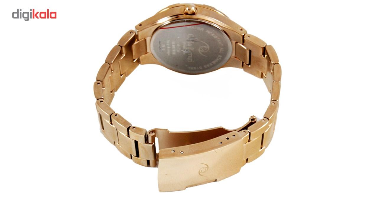 ساعت مچی عقربه ای زنانه کارلو پروجی مدل SL2020-1