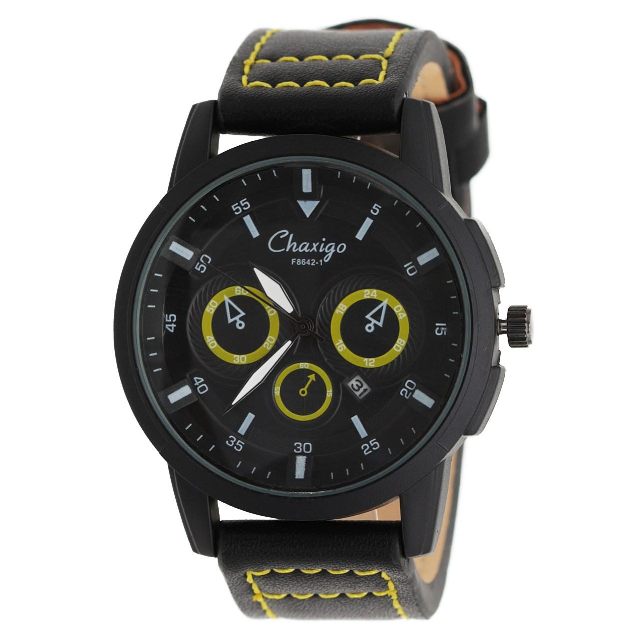 ساعت مچی عقربه ای  چاکسیگو مدل CH1259