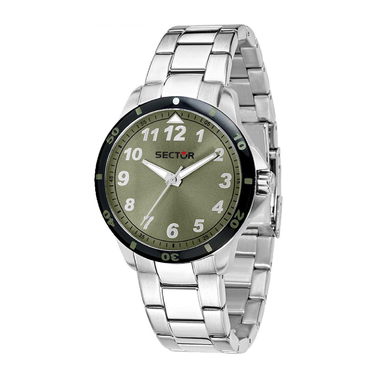 ساعت مچی عقربه ای  سکتور مدل young - 3253596004 52