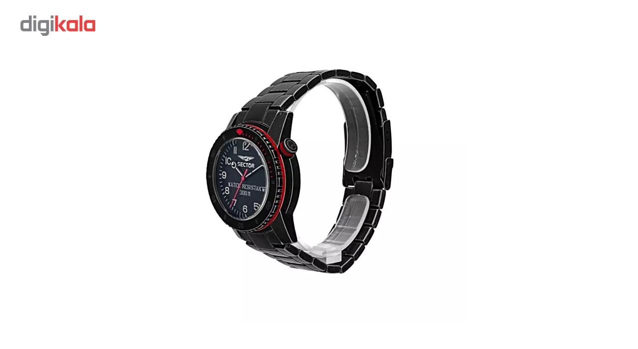 خرید ساعت مچی عقربه ای  سکتور مدل 300-3253598001