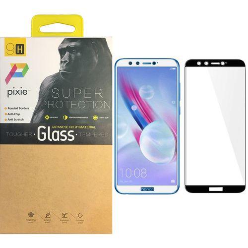 محافظ صفحه نمایش شیشه ای تمپرد پیکسی مدل 5D  مناسب برای گوشی موبایل هوآوی Honor 9 Lite