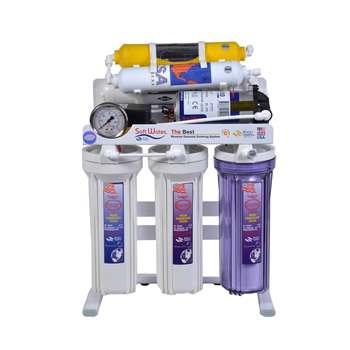 دستگاه تصفیه آب 6 مرحله ای سافت واتر مدل جوی واتر  JW-P6S