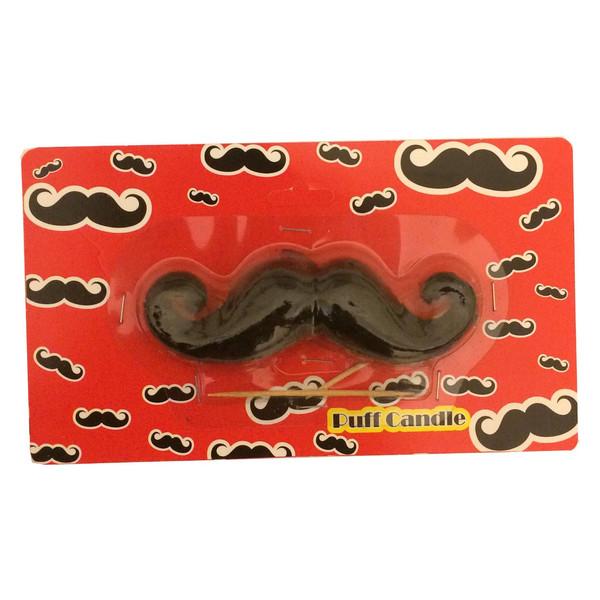 شمع تولد بانیبو مدل Mustache