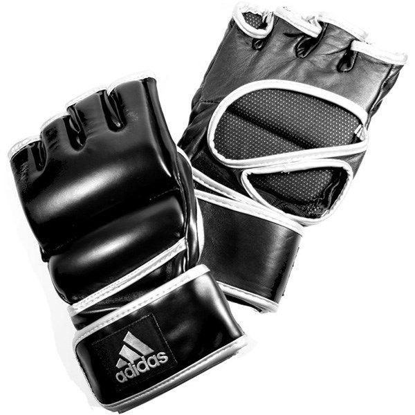 دستکش رزمی چرمی آدیداس کد ADIMM4 سایز Medium